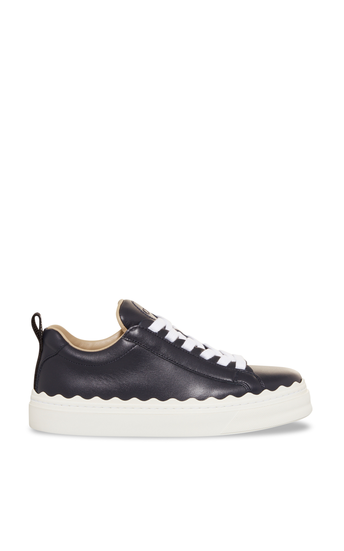 La Vallée Village Chloé Black sneakers