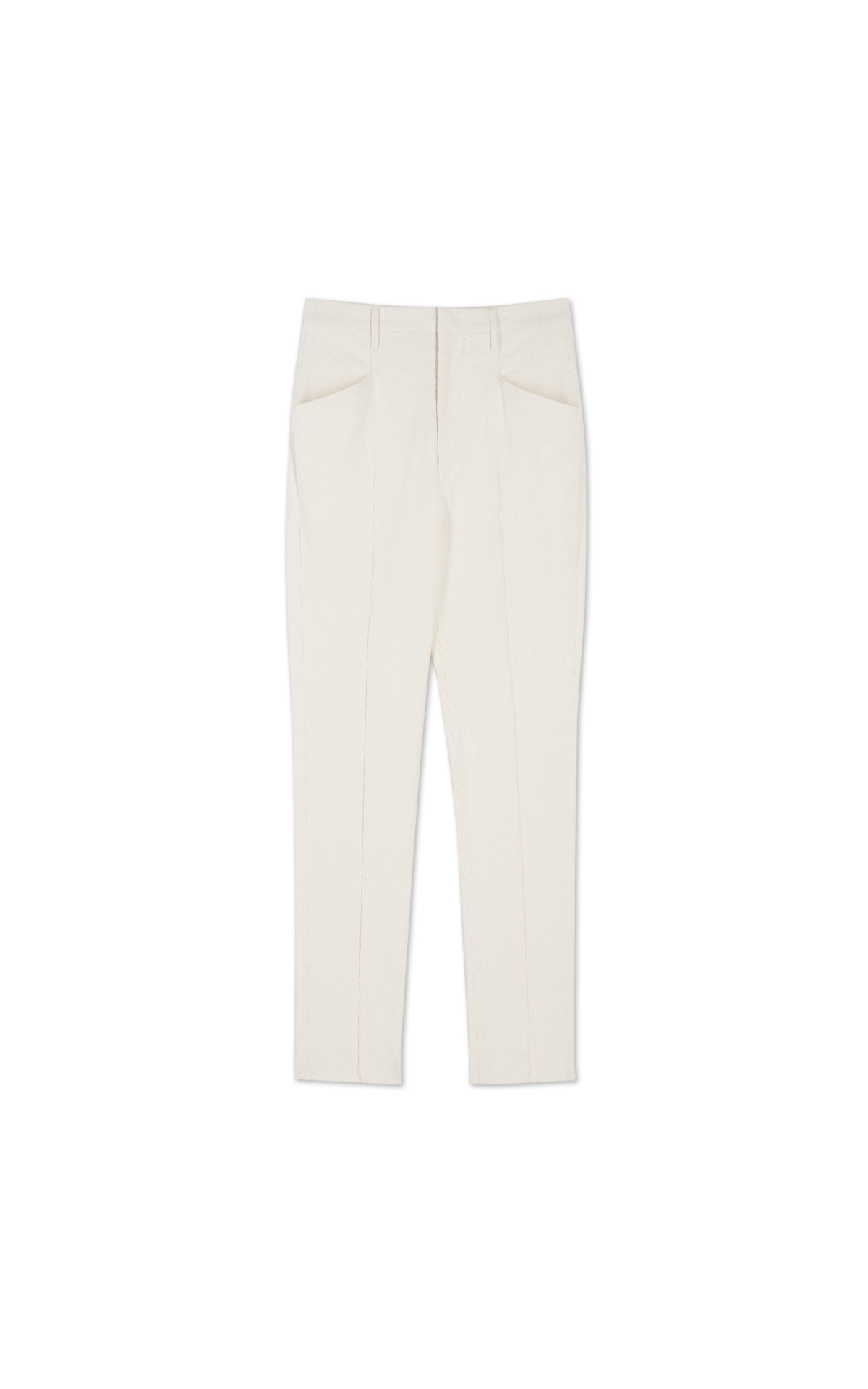 Isabel Marant Ecru trousers
