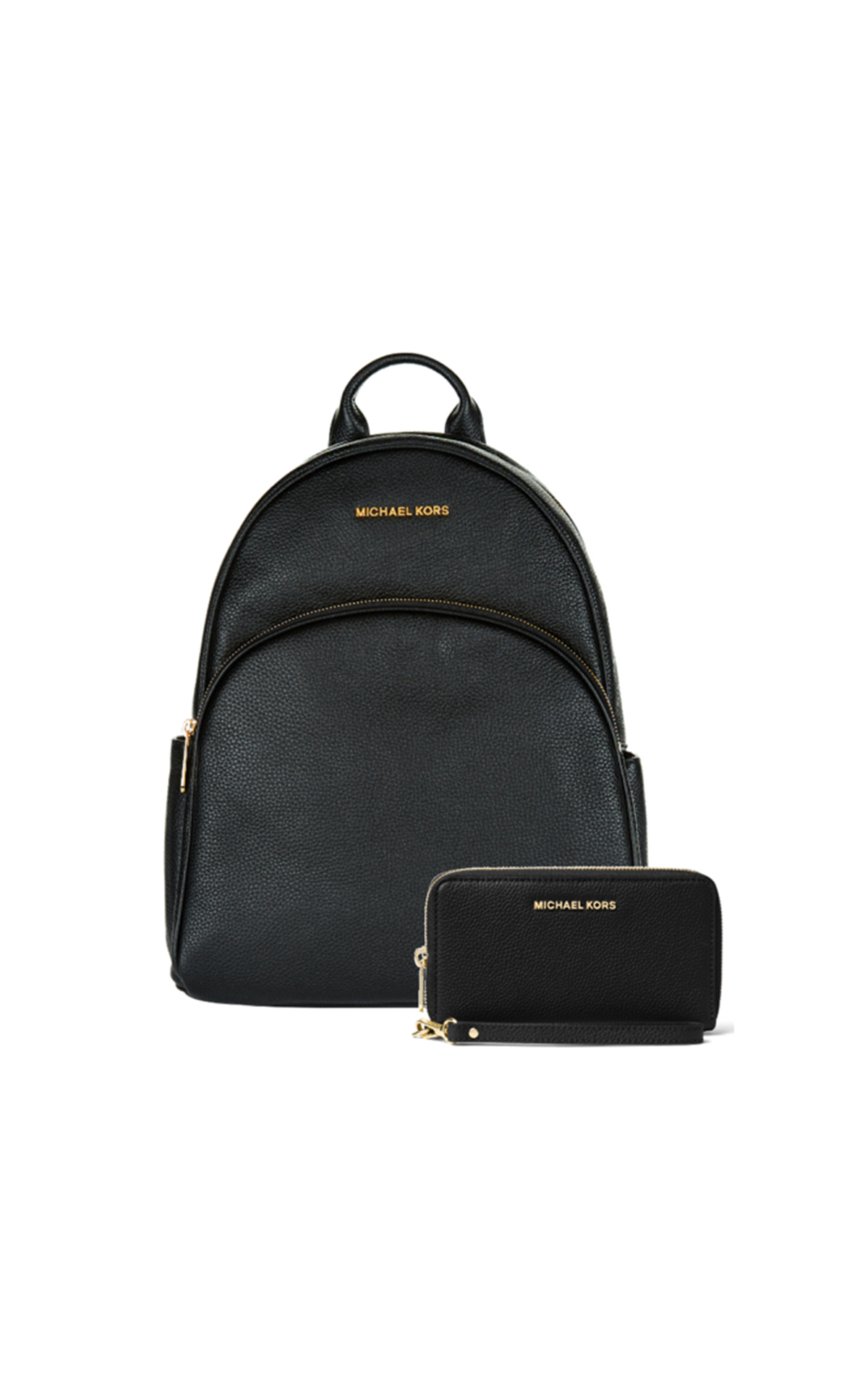 Michael kors Abbey backpack & phone case at The Bicester Village Shopping Collection