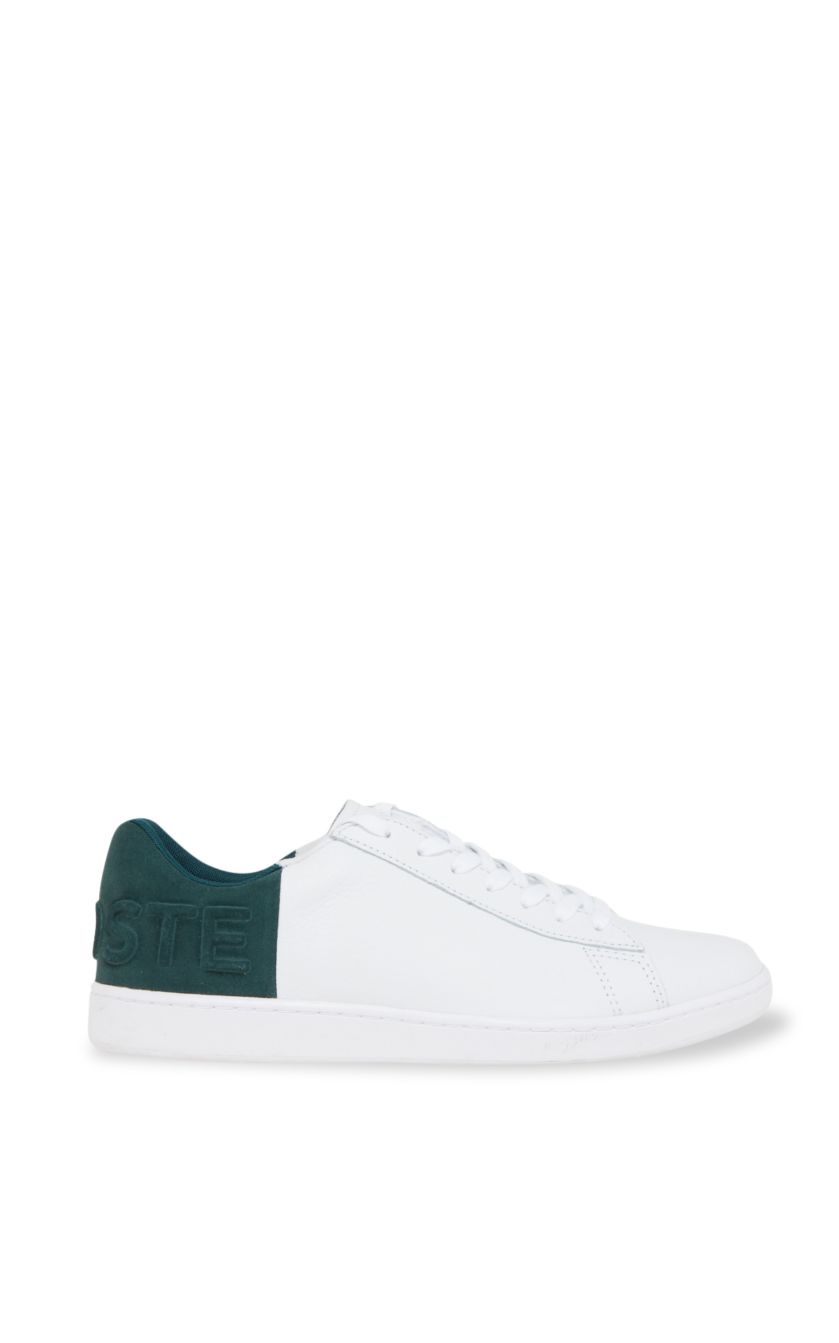 Lacoste Two-tone trainers