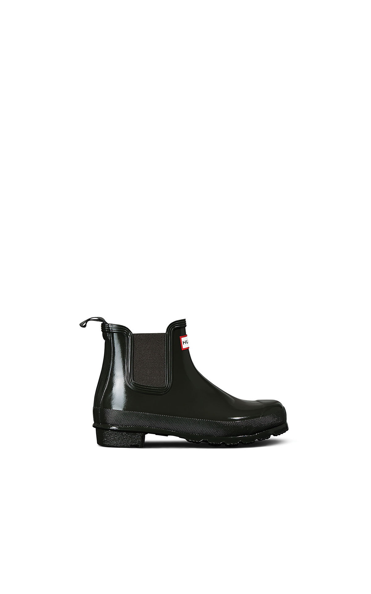 Hunter Women's original Chelsea gloss boot from Bicester Village