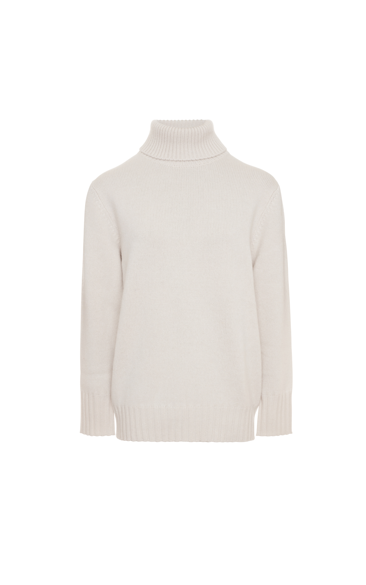 N.Peal  Chunky roll neck snow from Bicester Village