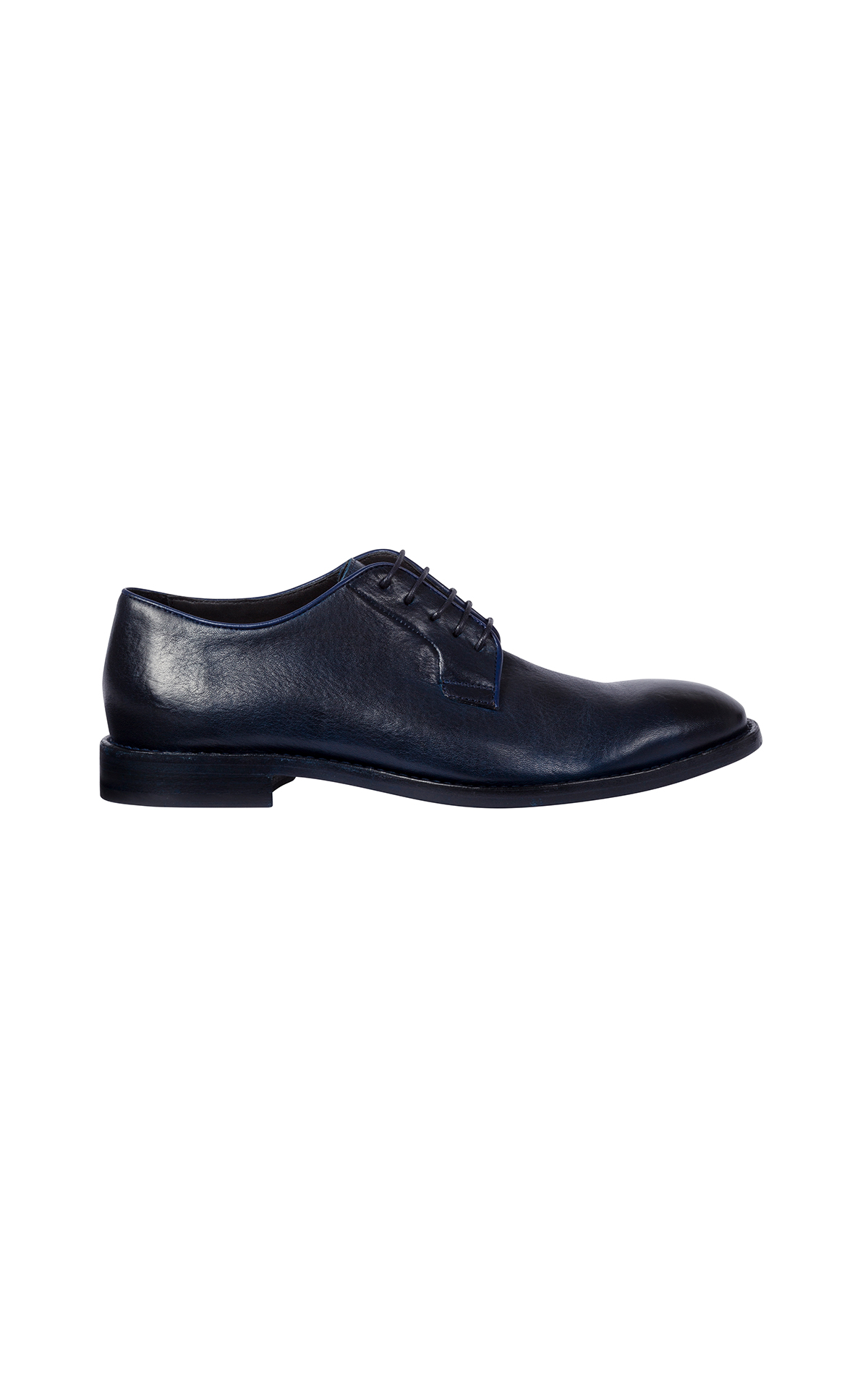 Paul Smith Men's navy shoes at The Bicester Village Shopping Collection