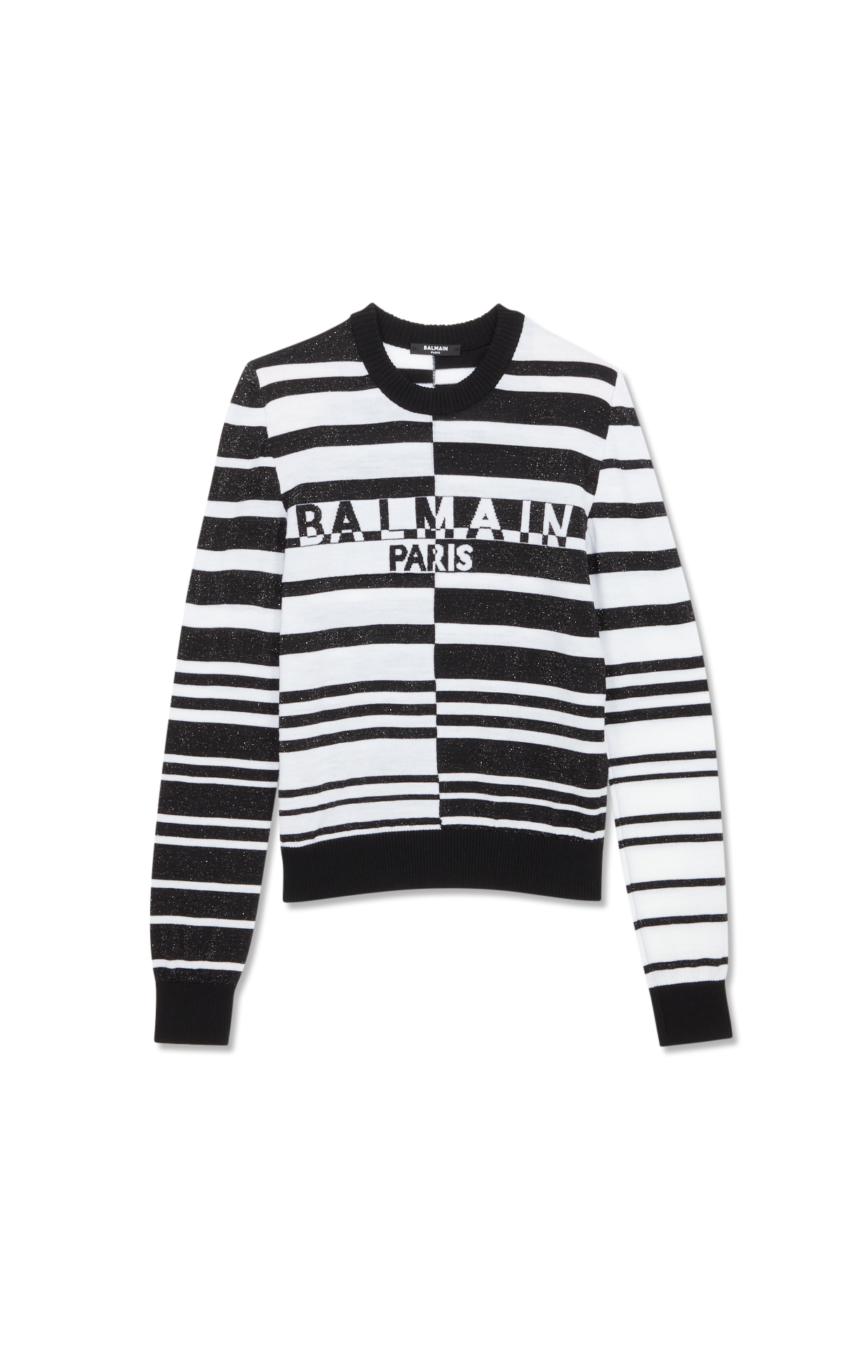 Balmain Women's striped jumper*