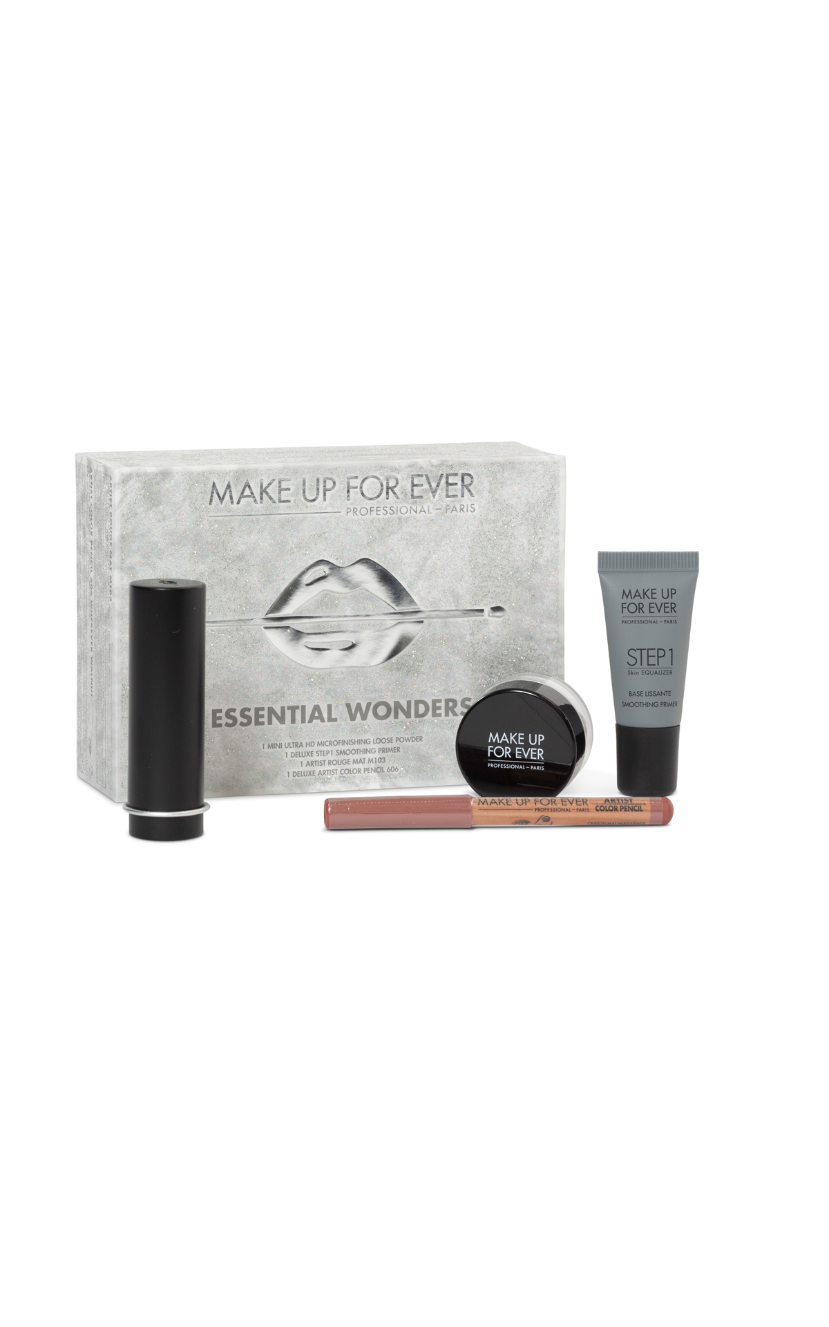 Make Up For Ever Coffret Essential Wonders