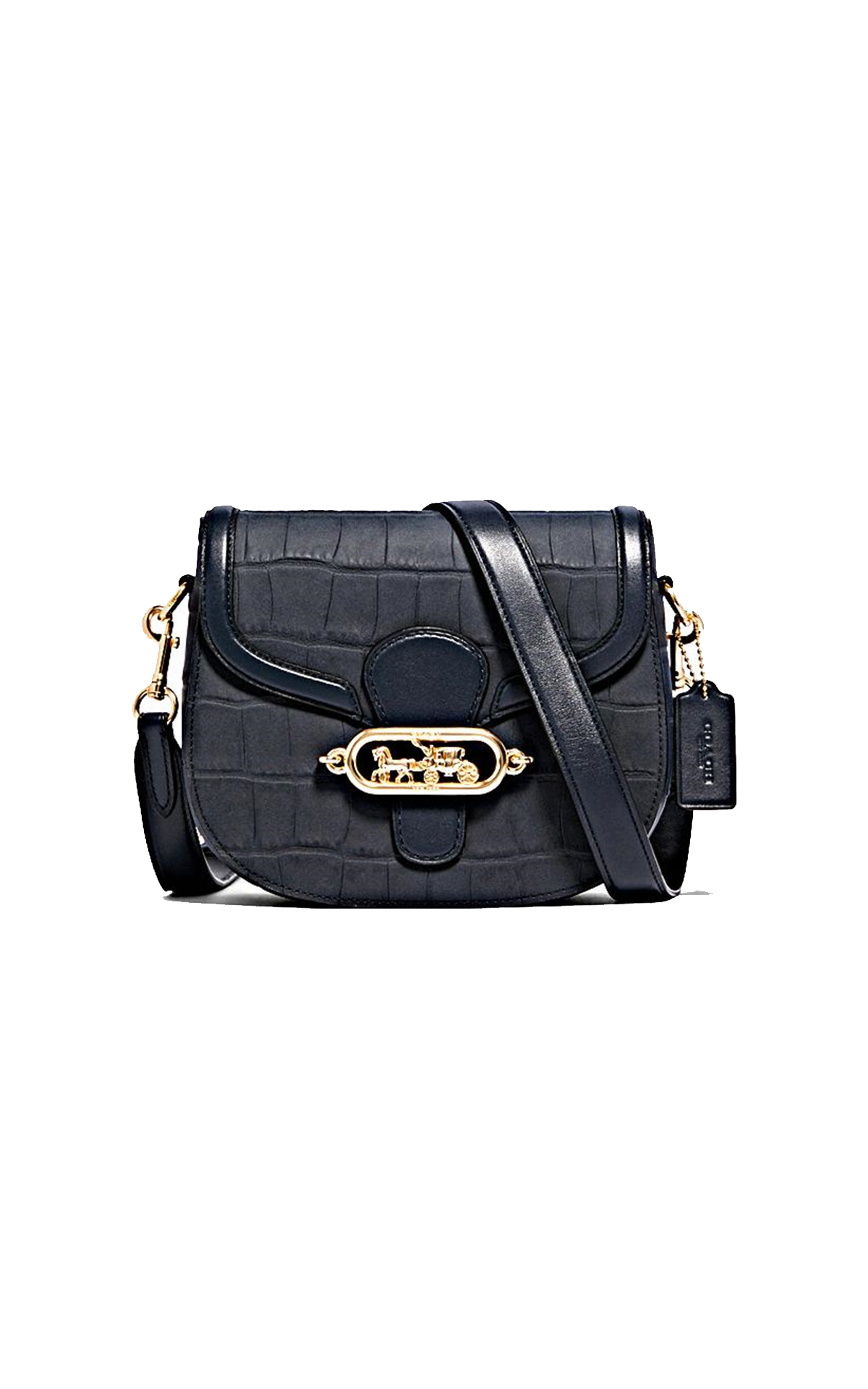 Coach Jade Saddle Bag at The Bicester Village Shopping Collection