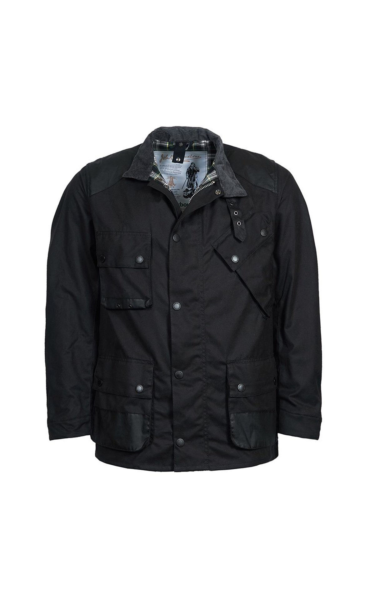 Barbour Icons international wax jacket from Bicester Village