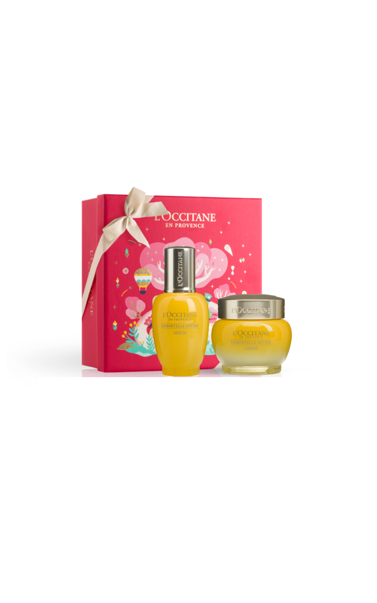 Immortelle divine giting set L'occitane en provence