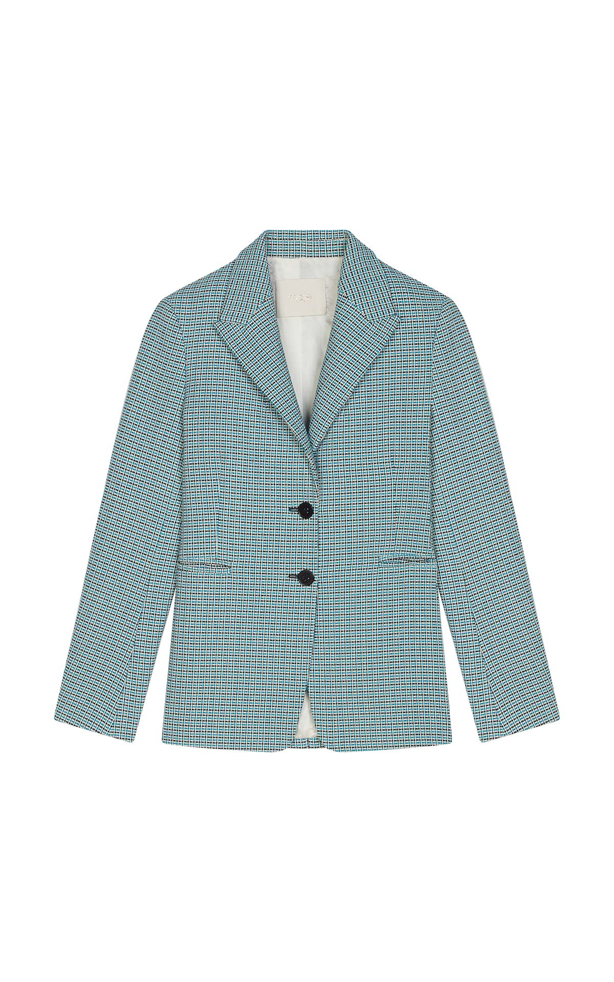 Suit tweed-style jacket for woman Maje
