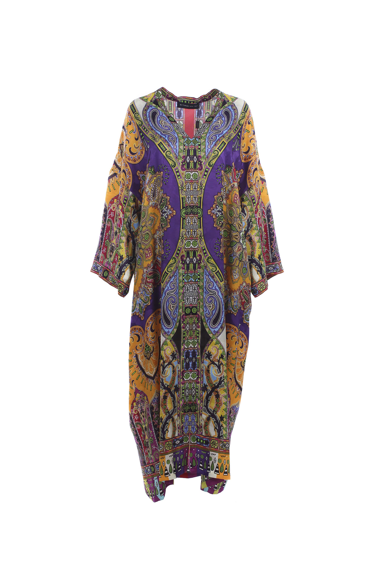 Kaftan printed dress Etro