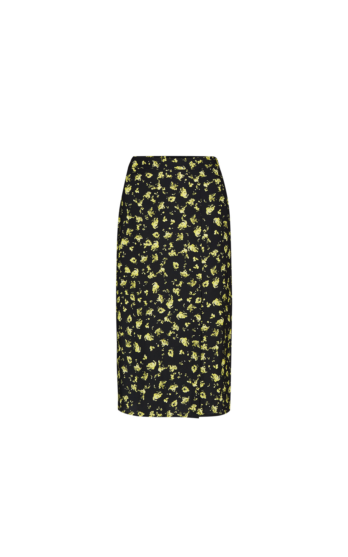 Calvin Klein eo floral midi skirt at the Bicester Village Shopping Collection