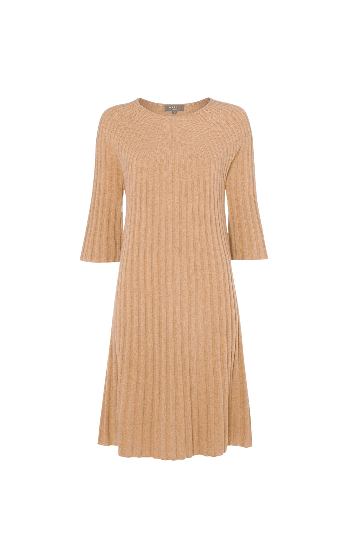 N.Peal Ribbed tunic dress from Bicester Village