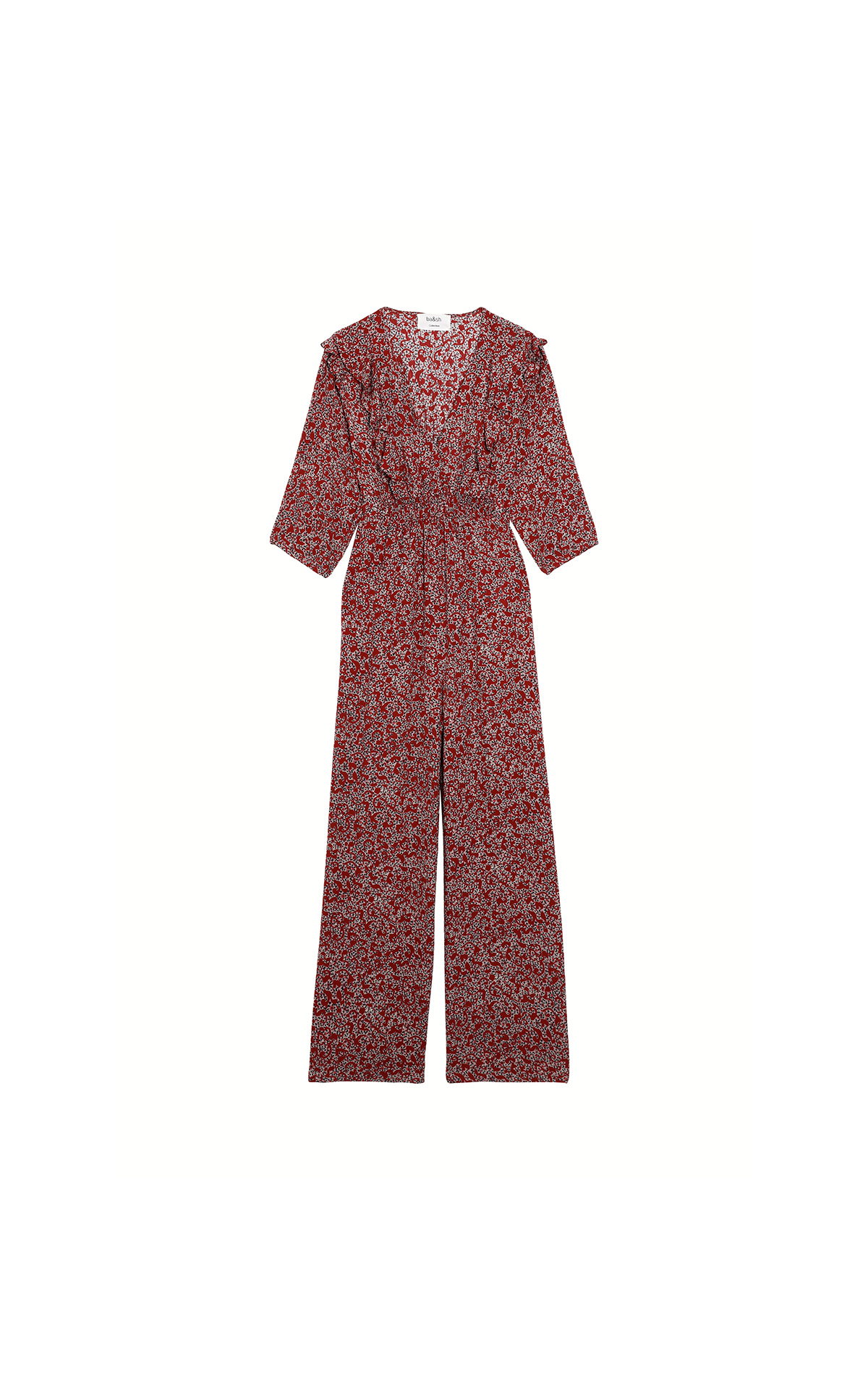 La Vallée Village Ba&sh Cloy playsuit
