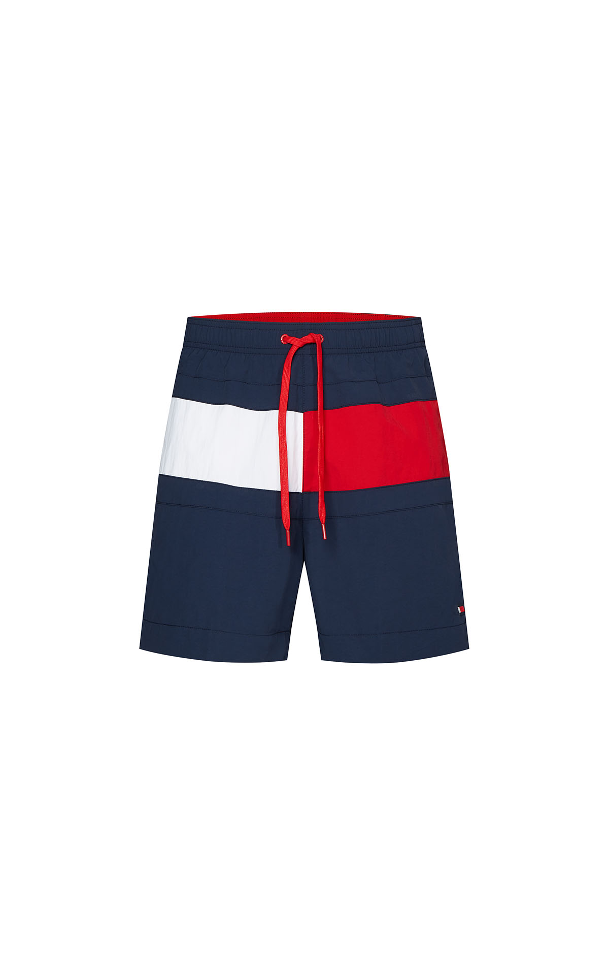 Tommy Hilfiger flag trunk at the Bicester Village Shopping Collection