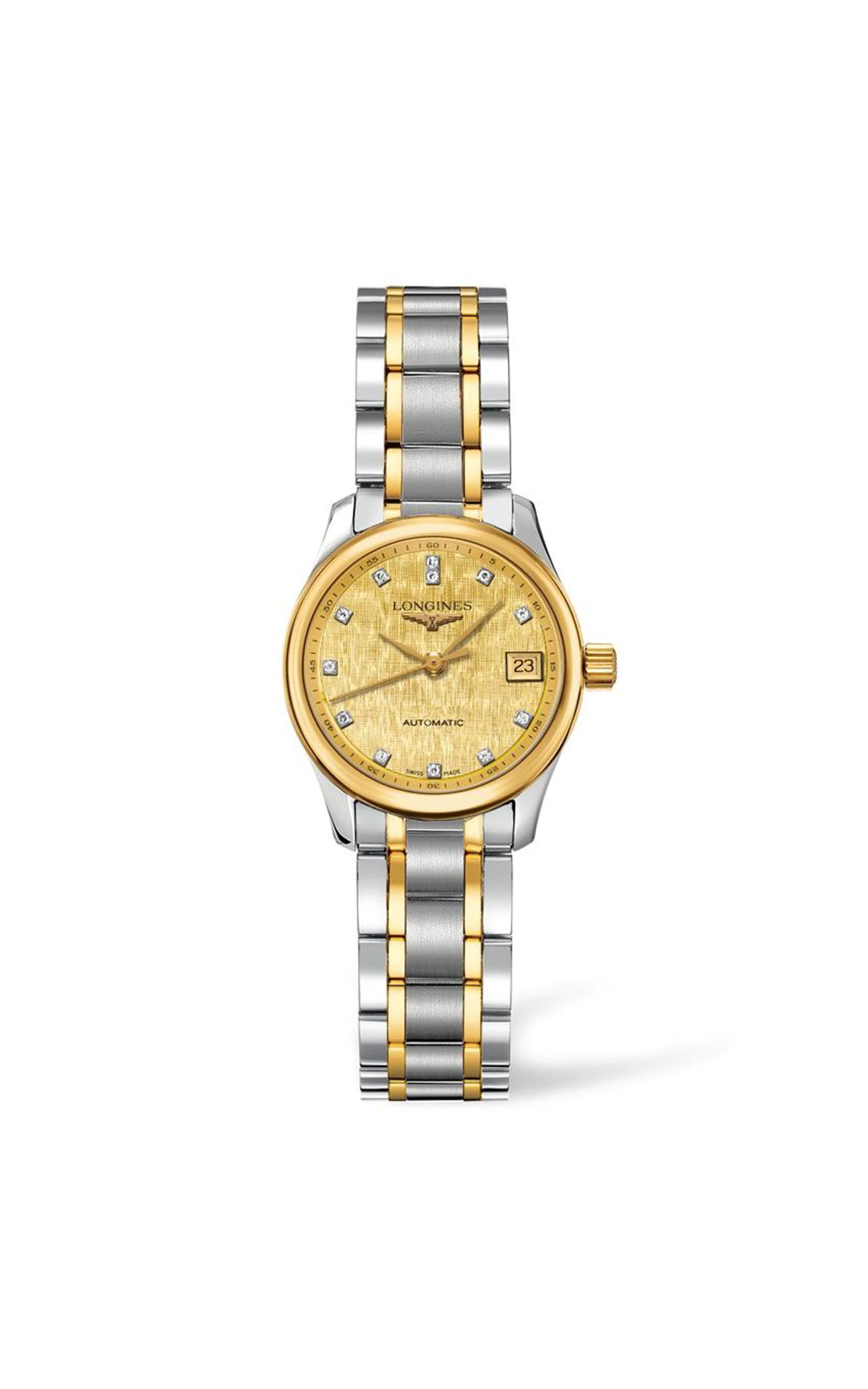 Hour Passion Longines The master collection ladies L22575387 from Bicester Village