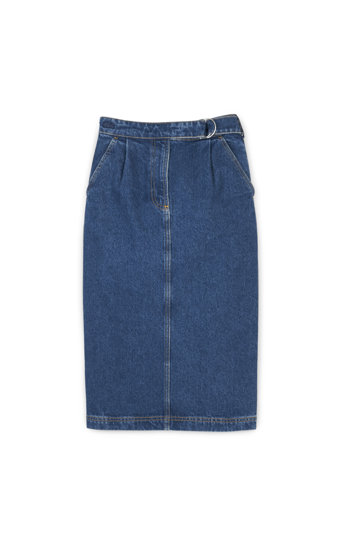 Lacoste Denim midi skirt*