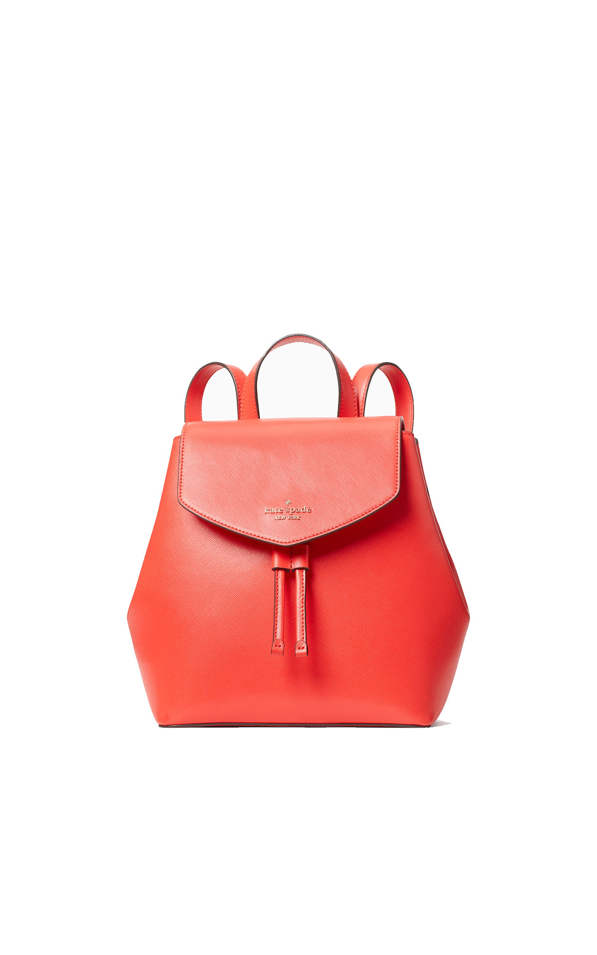 kate spade new york Lizzie medium flap backpack - geranium from Bicester Village