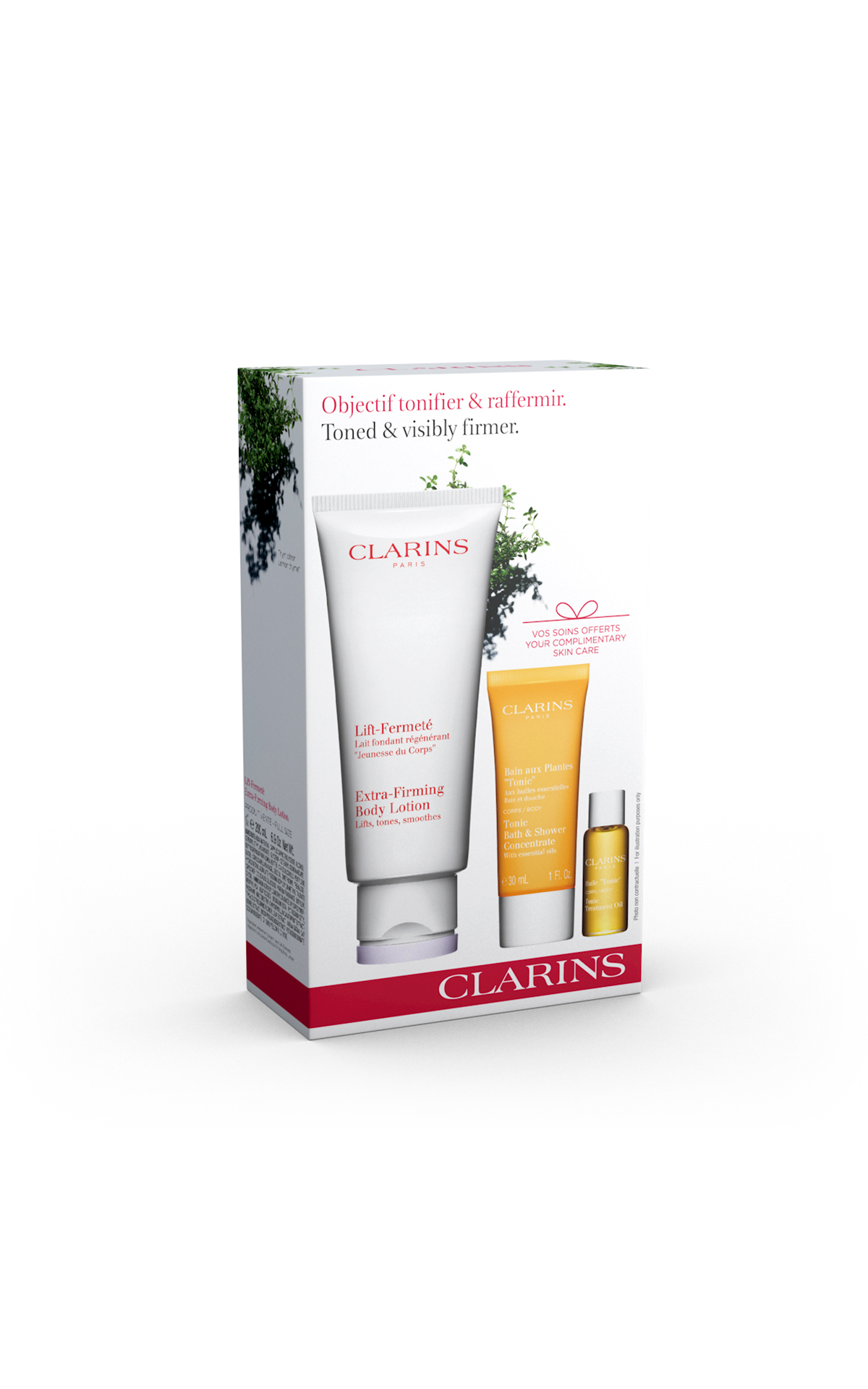 Clarins Toning and firming set La Vallée Village