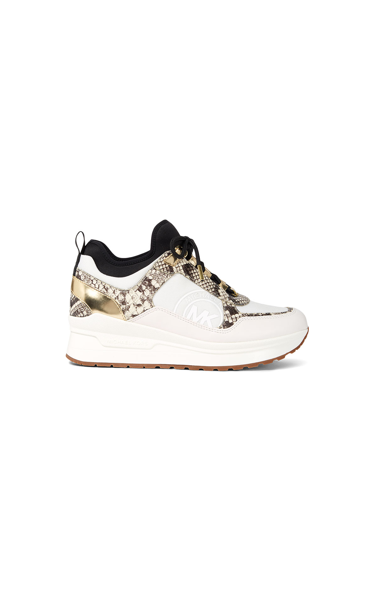 Michael Kors Lula trainer at The Bicester Village Shopping Collection