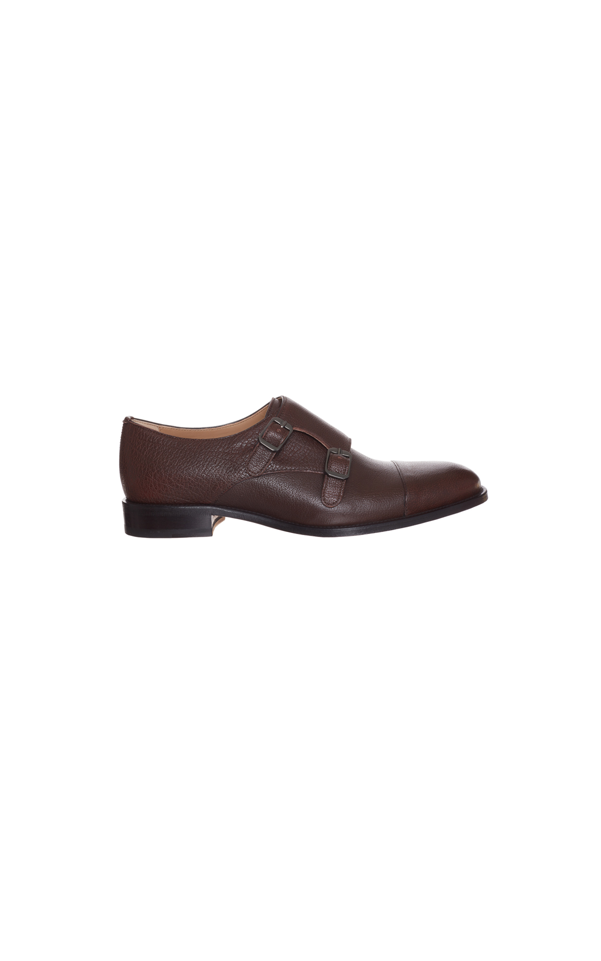 Brioni Double monk shoes from Bicester Village