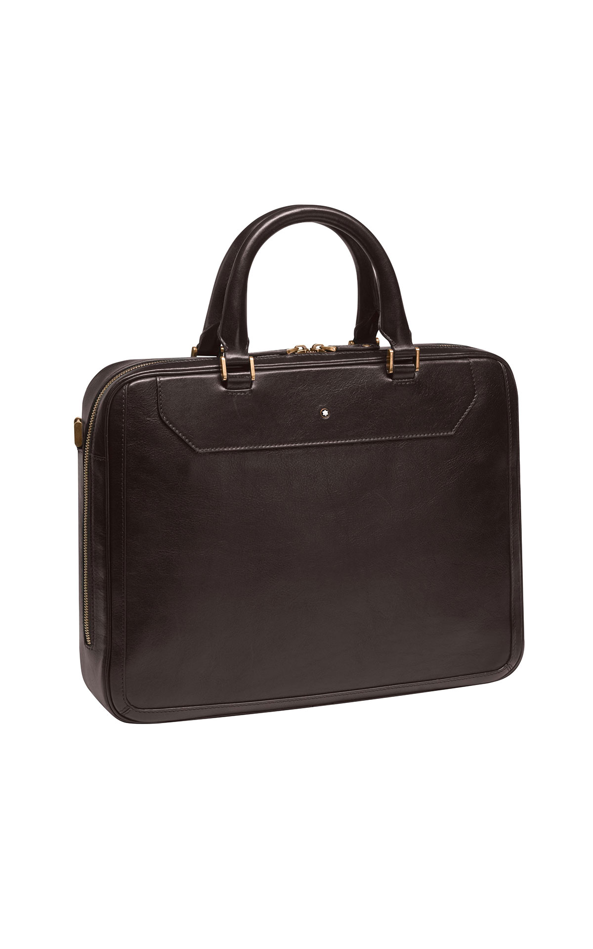 Montblanc Document Case slim, Dark Brown from Bicester Village