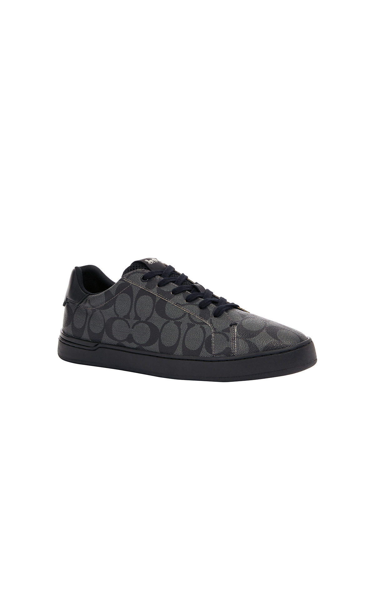 Coach Men's Clip Low Signature Top at The Bicester Village Shopping Collection