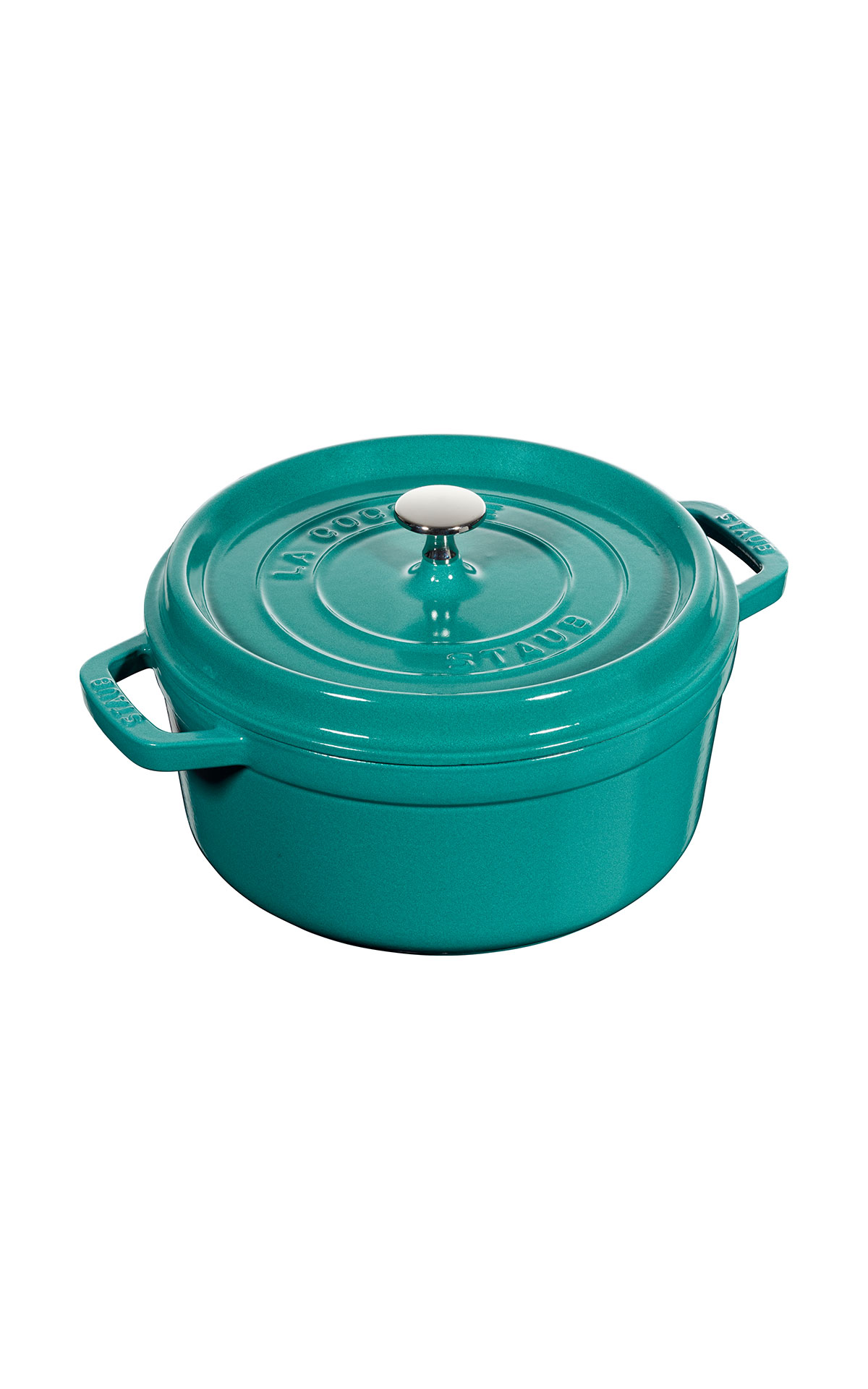 Zwilling Cocotte 24cm mint green from Bicester Village