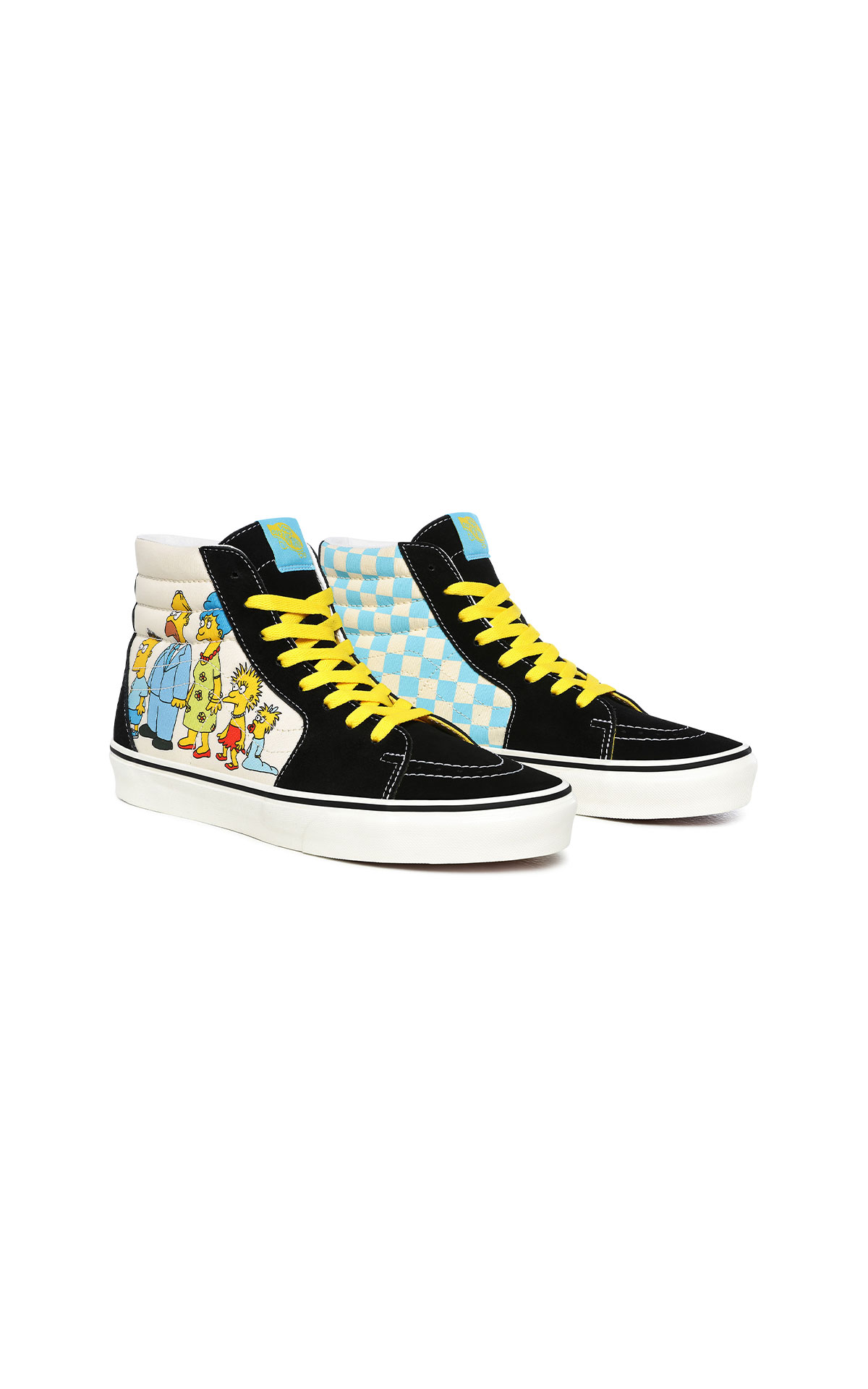 Vans UA sk8-hi The Simpsons from Bicester Village