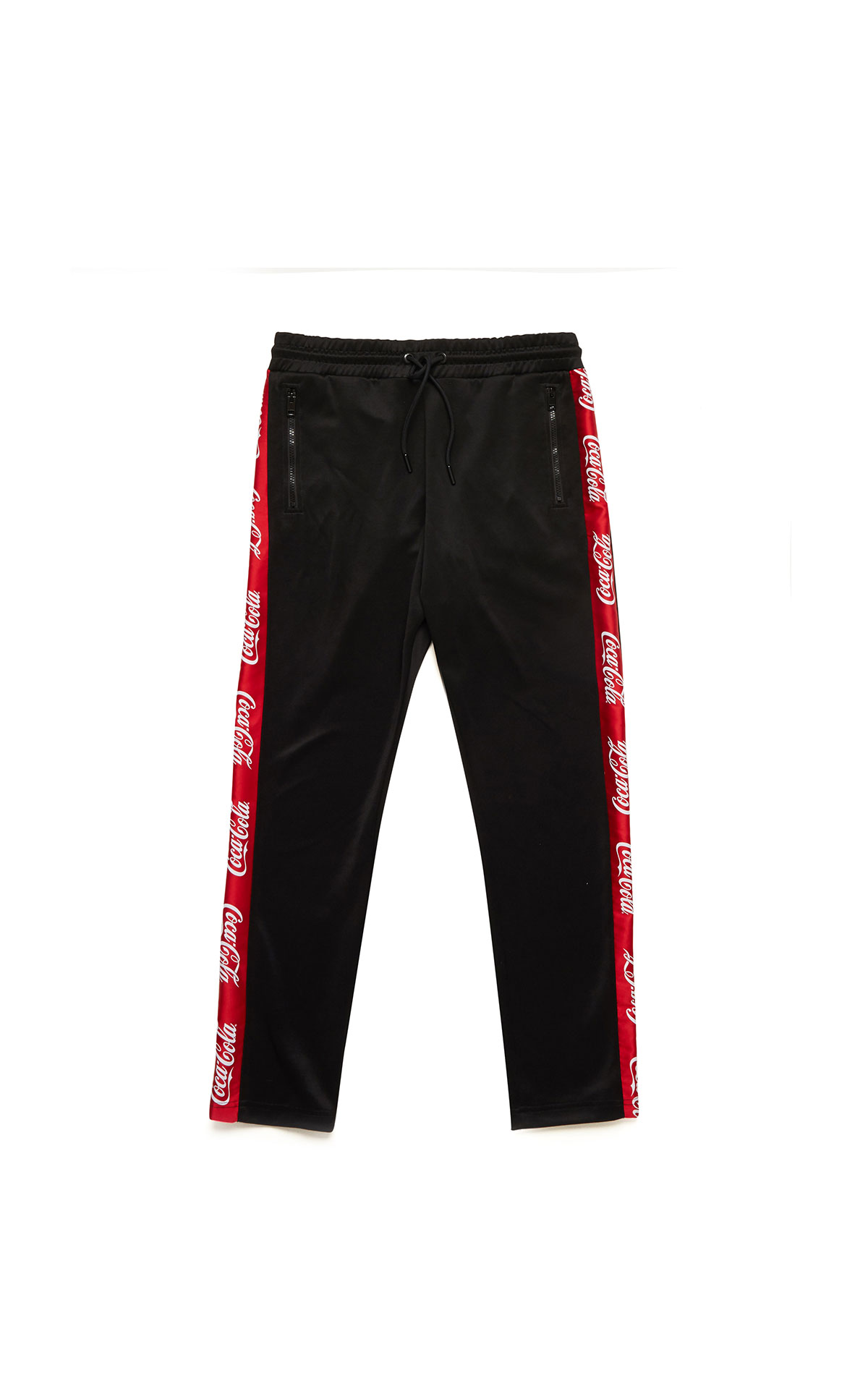 Diesel x coca cola trousers at The Bicester Village Shopping Collection