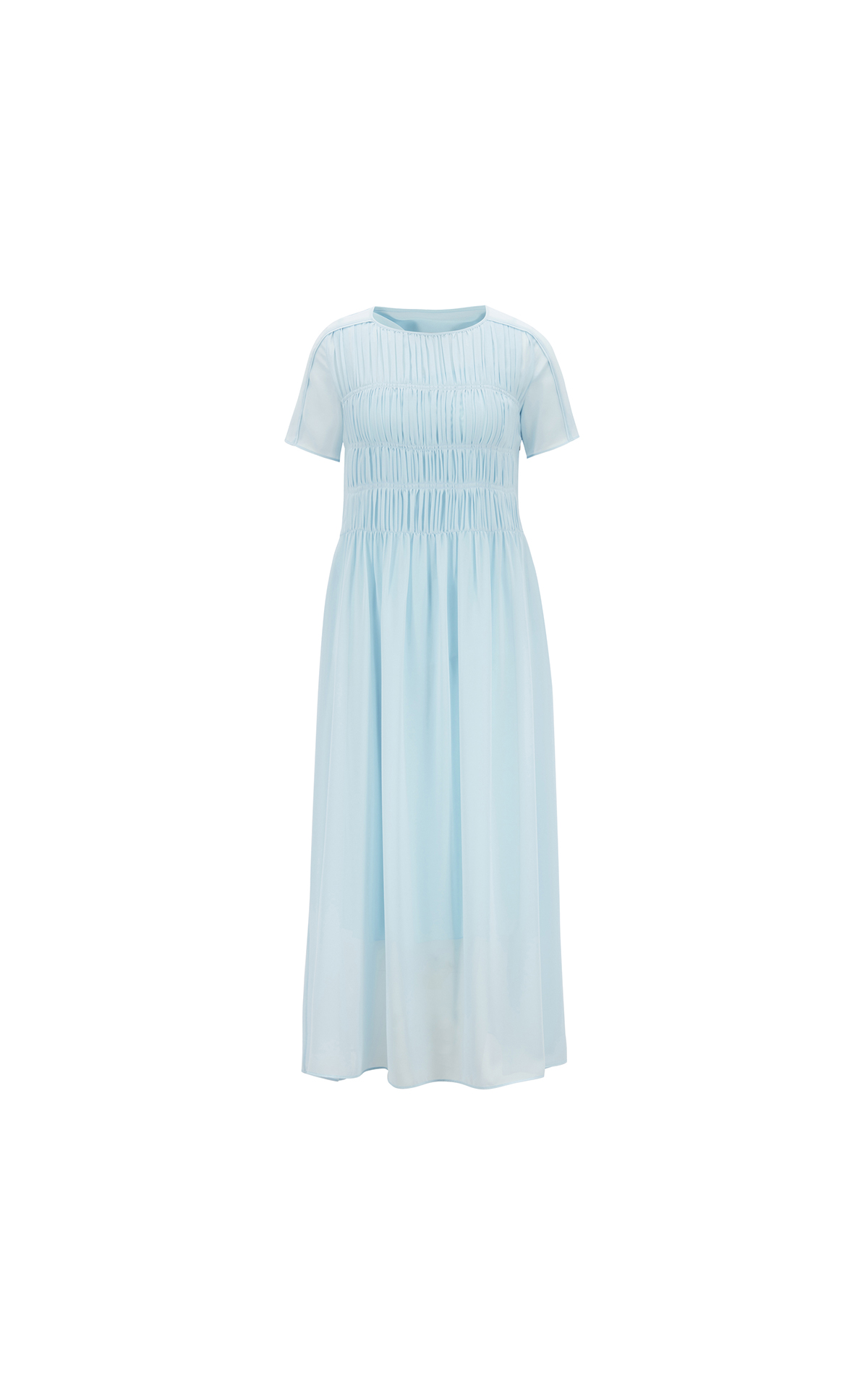 BOSS Women's relaxed-fit dress at The Bicester Village Shopping Collection