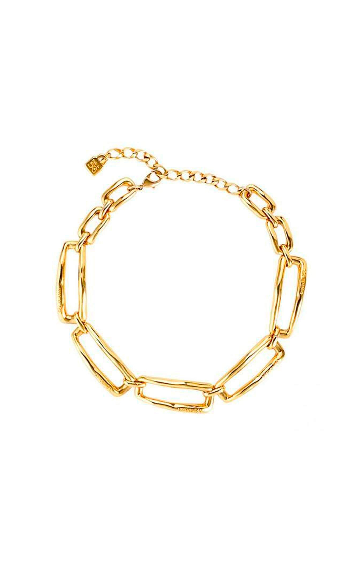 Gold chain necklace UNOde50
