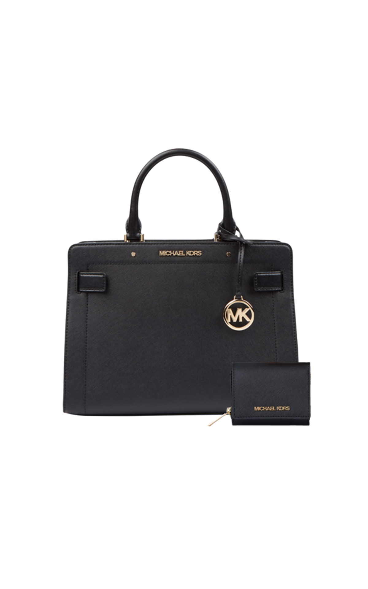 Michael Kors Rayne handbag & wallet at The Bicester Village Shopping Collection