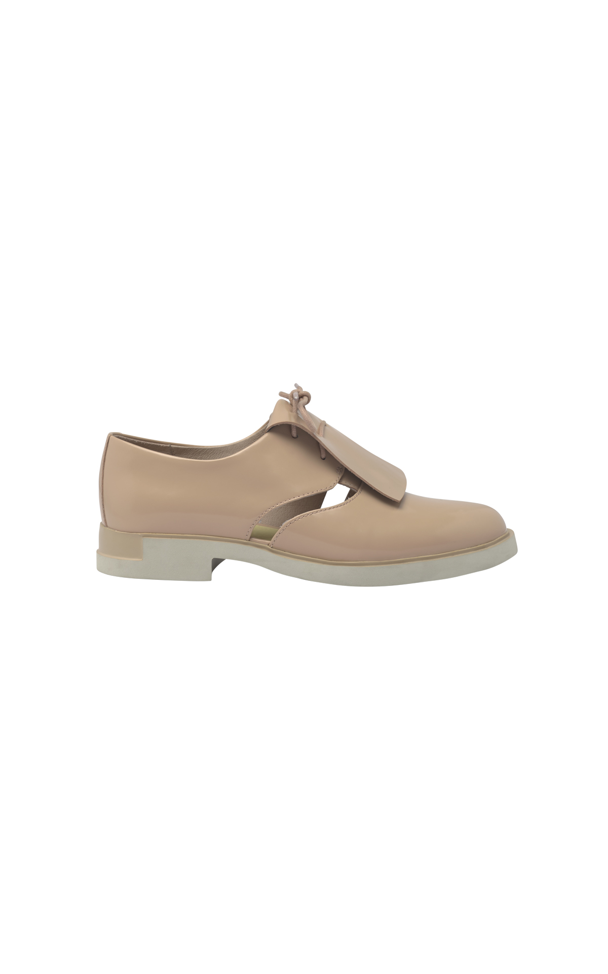 Women's nude shoes Camper