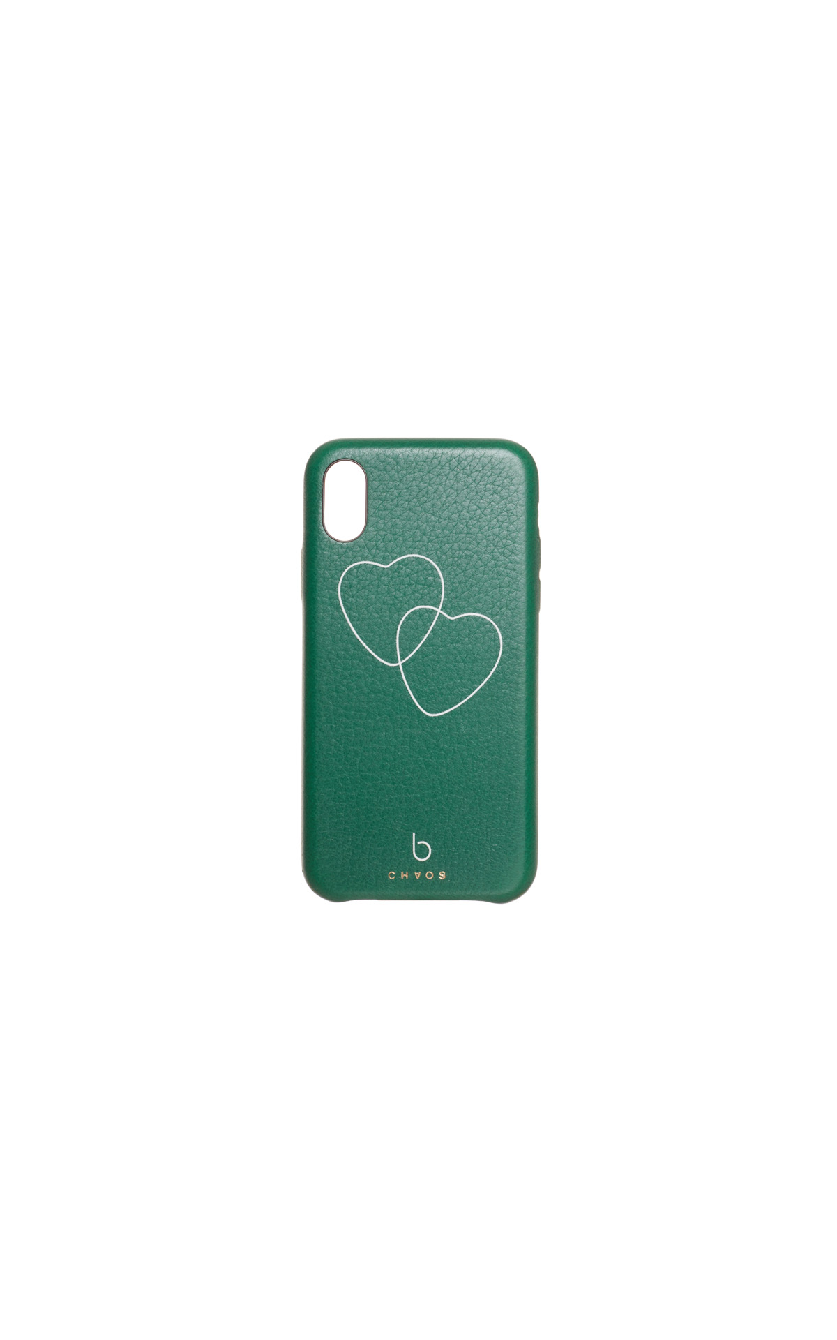 Bamford Iphone x case two hearts from Bicester Village