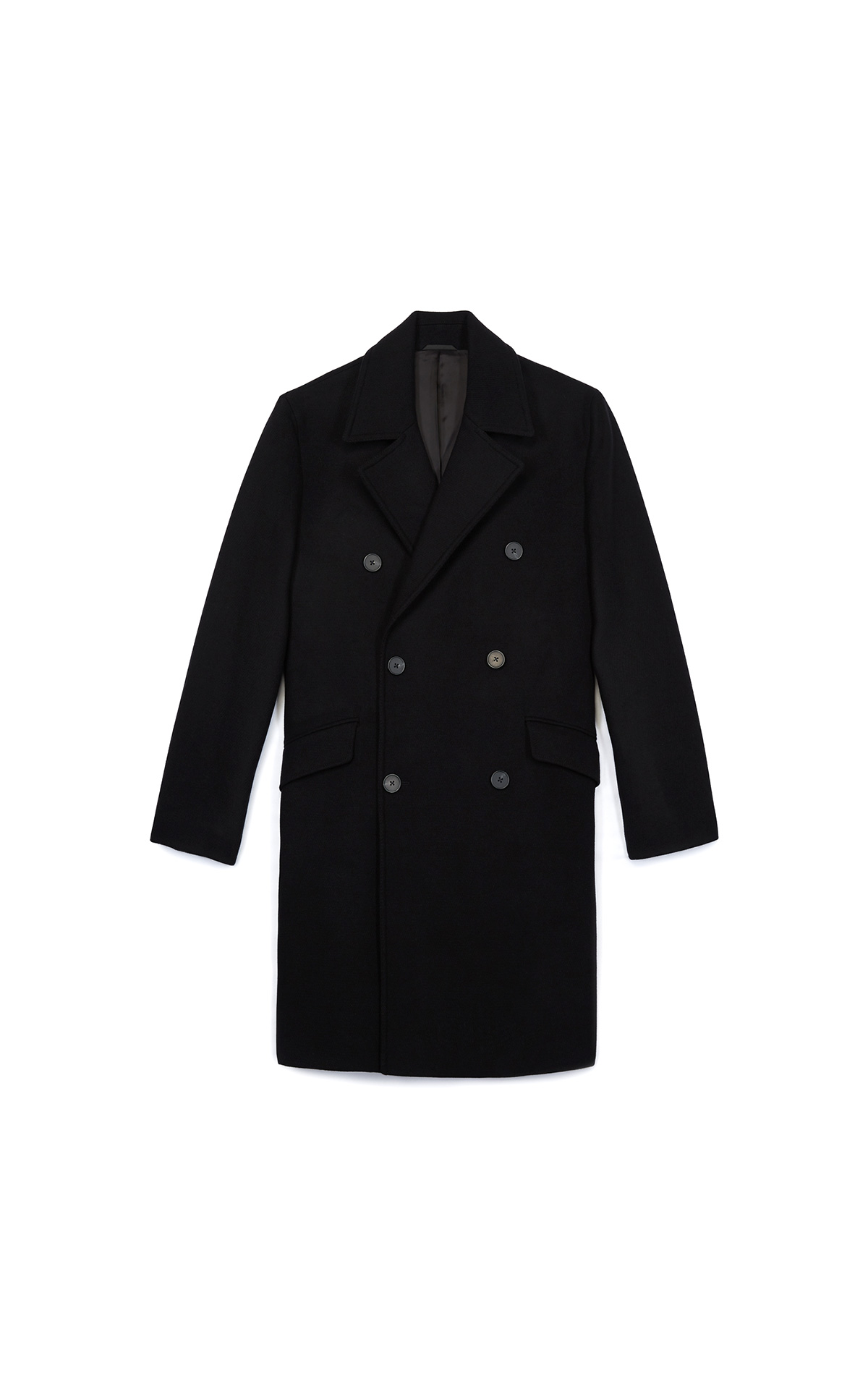 The Kooples Manteau homme noir