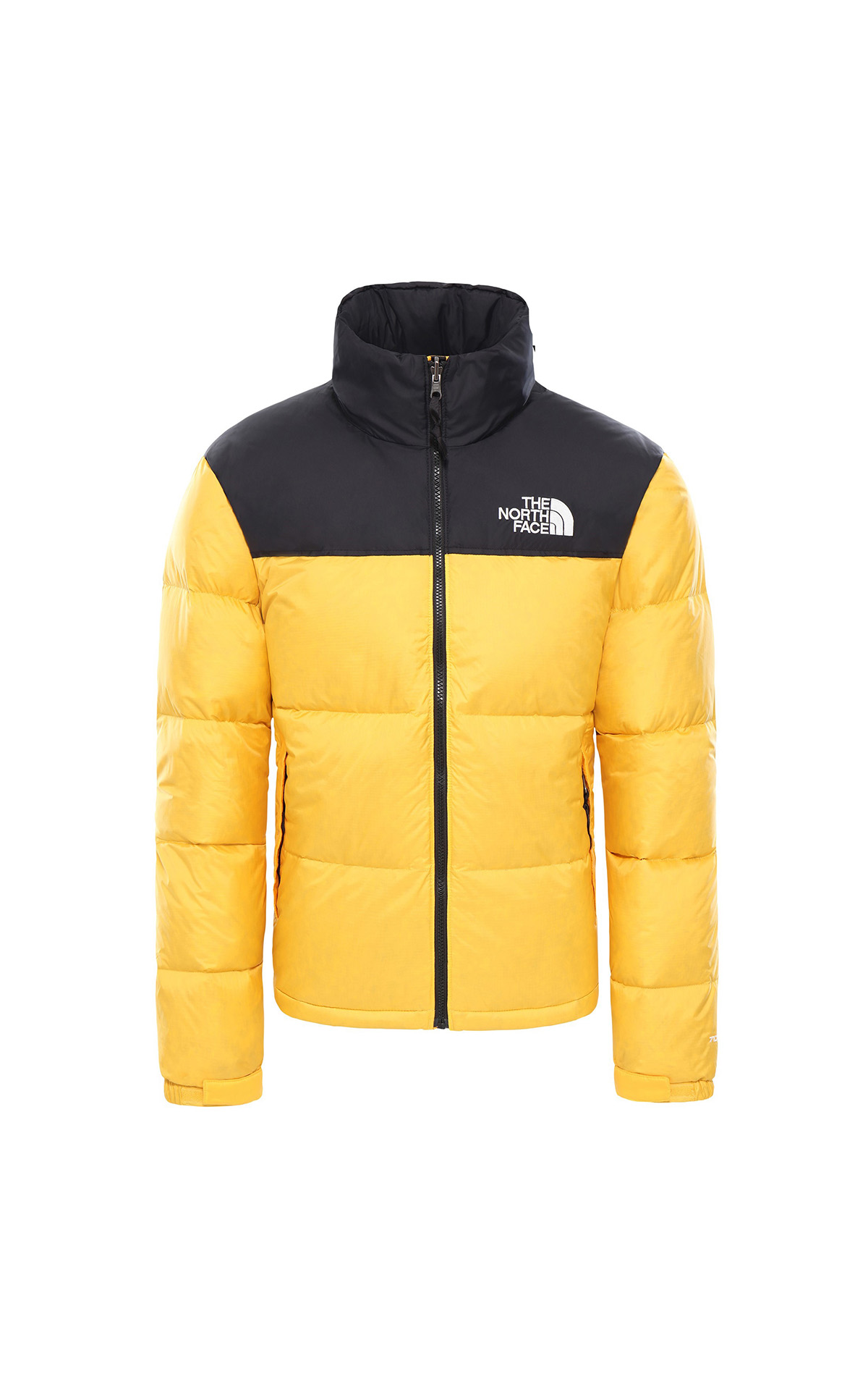 The North Face M 1996 retro nuptse yellow from Bicester Village