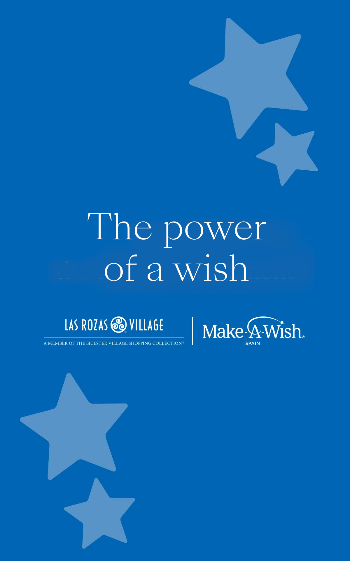 We join the illusion movement with Make A Wish