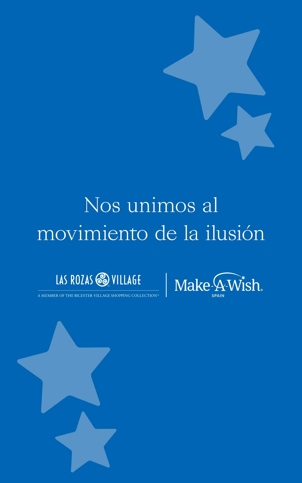 Nos unimos al movimiento de la ilusión con Make A Wish