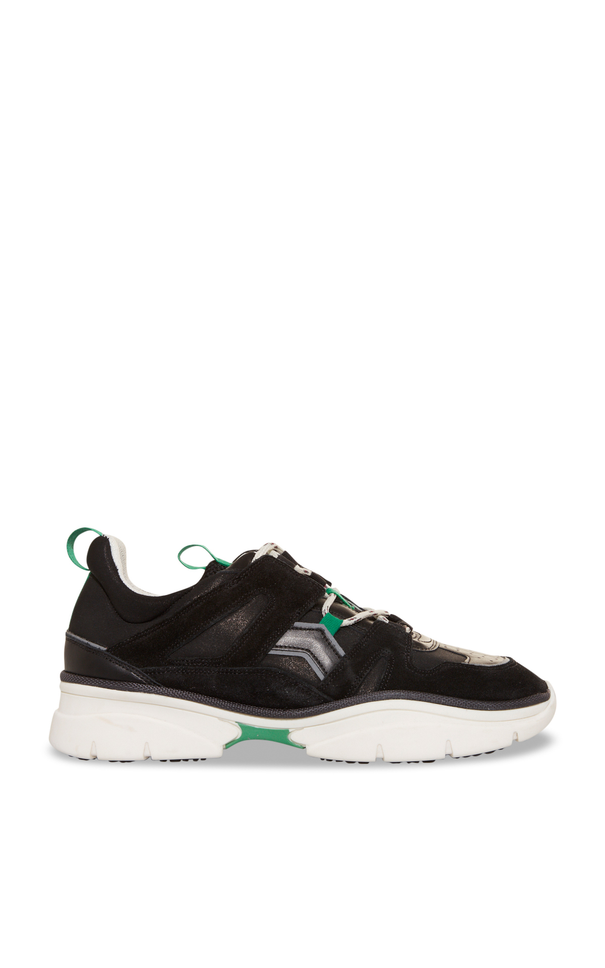 La Vallée Village Isabel Marant Black Kindsay sneakers