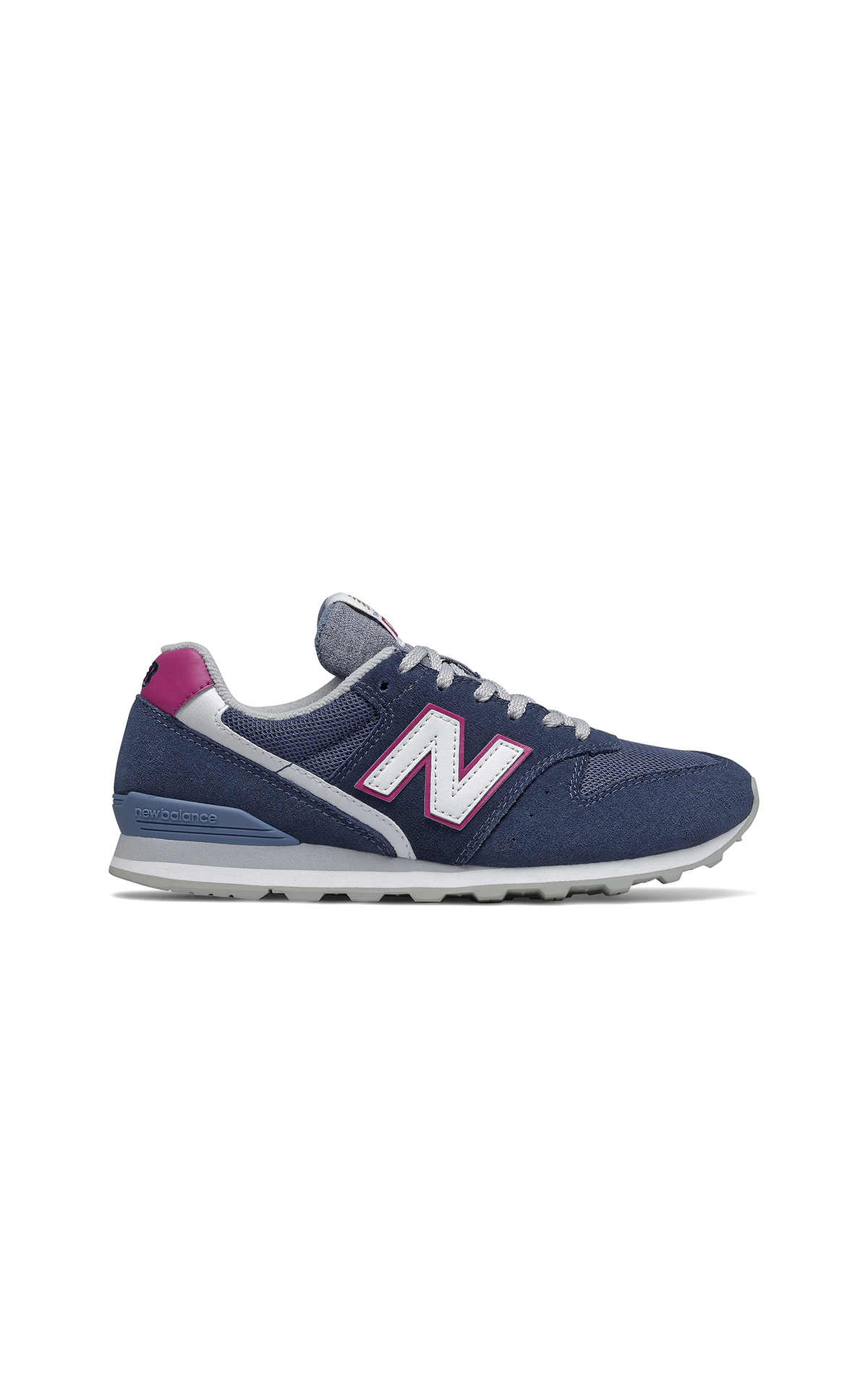 Blue and pink sneakers New Balance