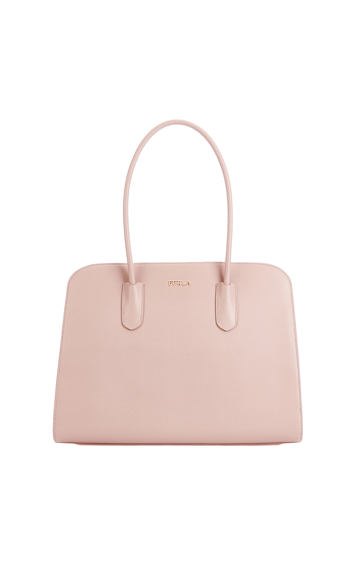 Light pink Mae tote bag Furla