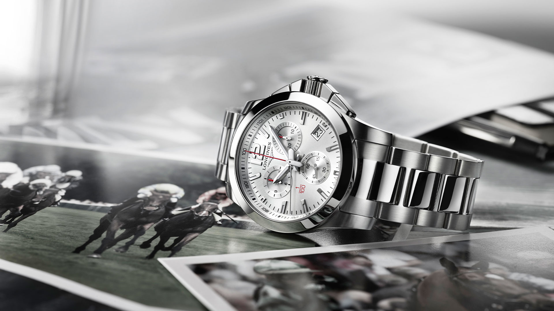 Bicester Village Longines Main Image