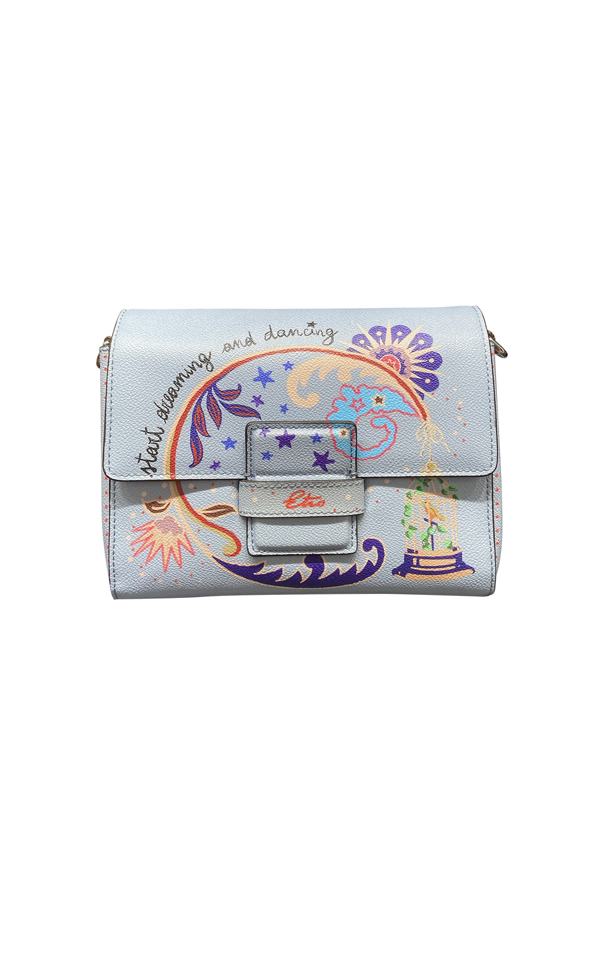 Printed bag from Etro
