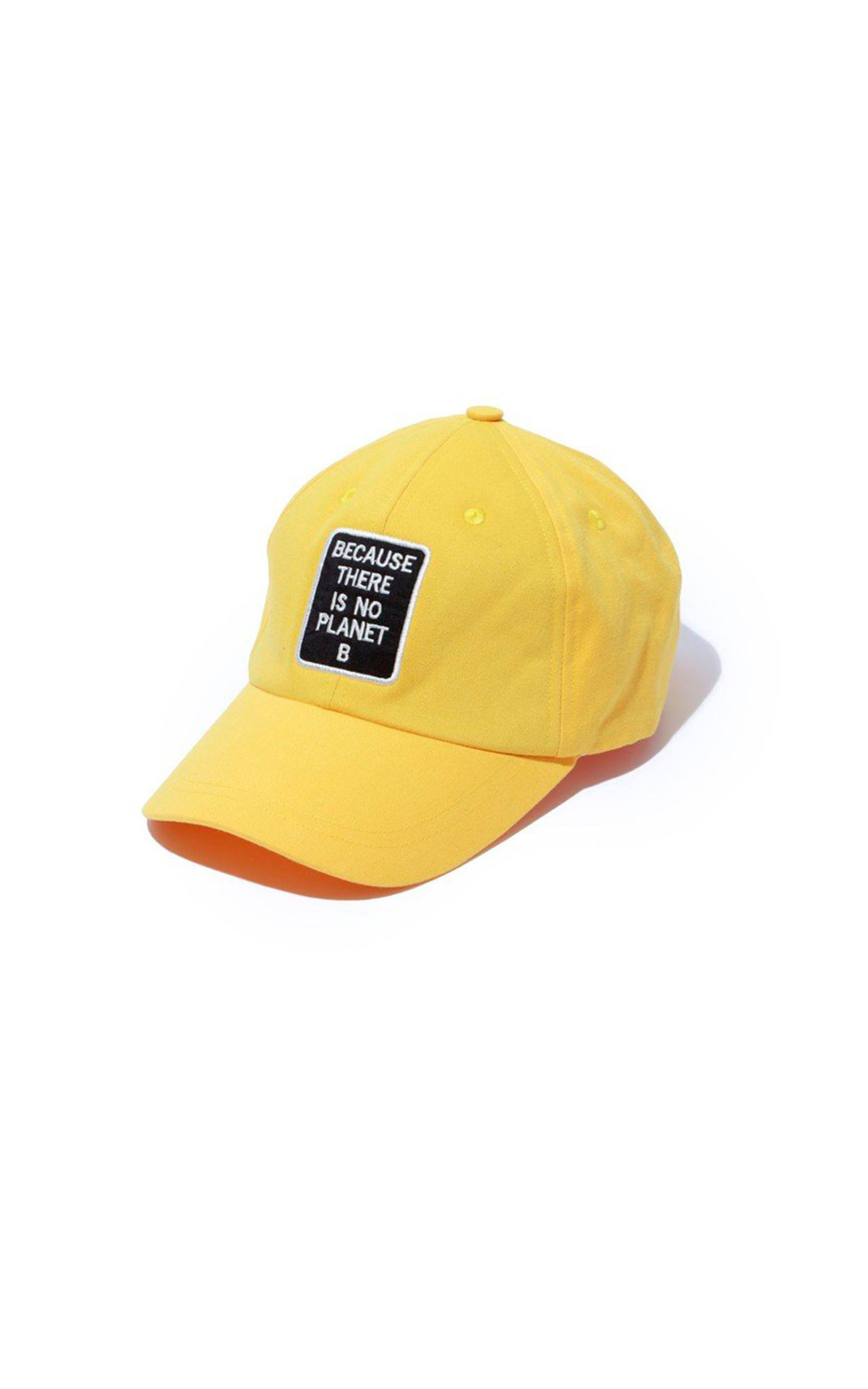 Yellow cap Ecoalf