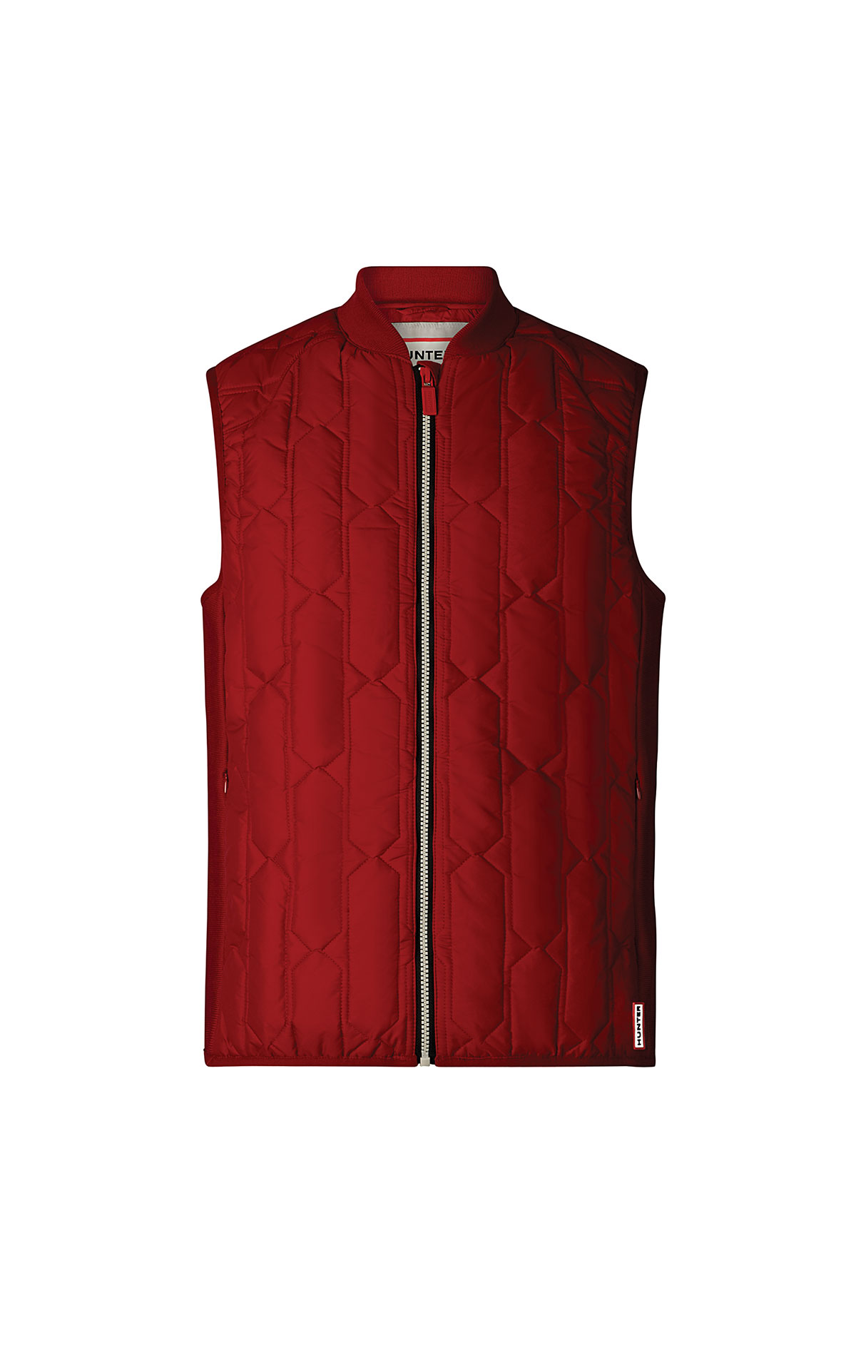 Hunter Men's original midlayer gilet from Bicester Village