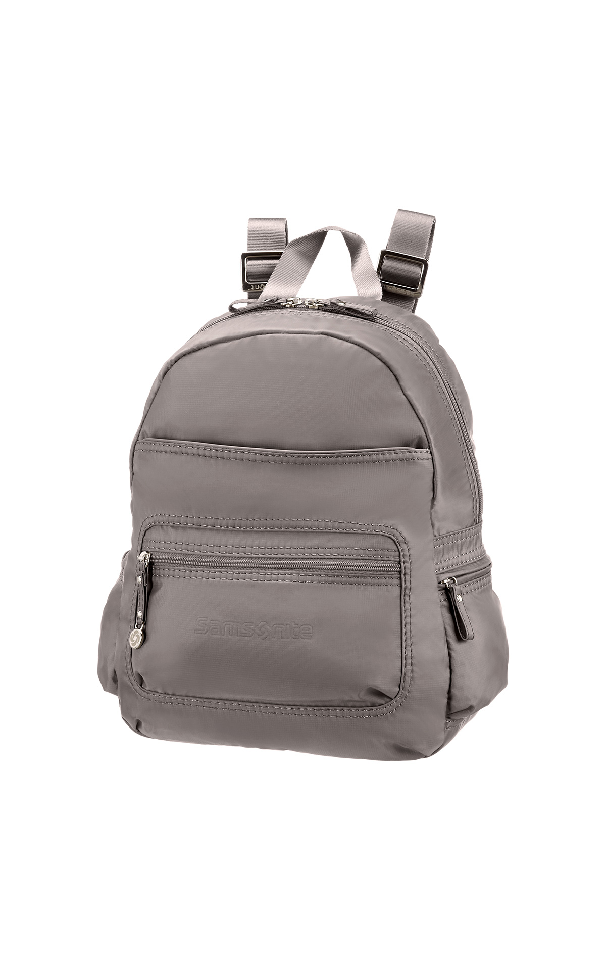 Samsonite grey backpack