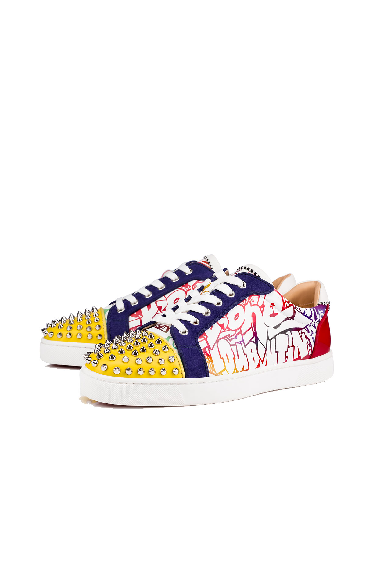 Christian Louboutin Sevaste spikes from Bicester Village