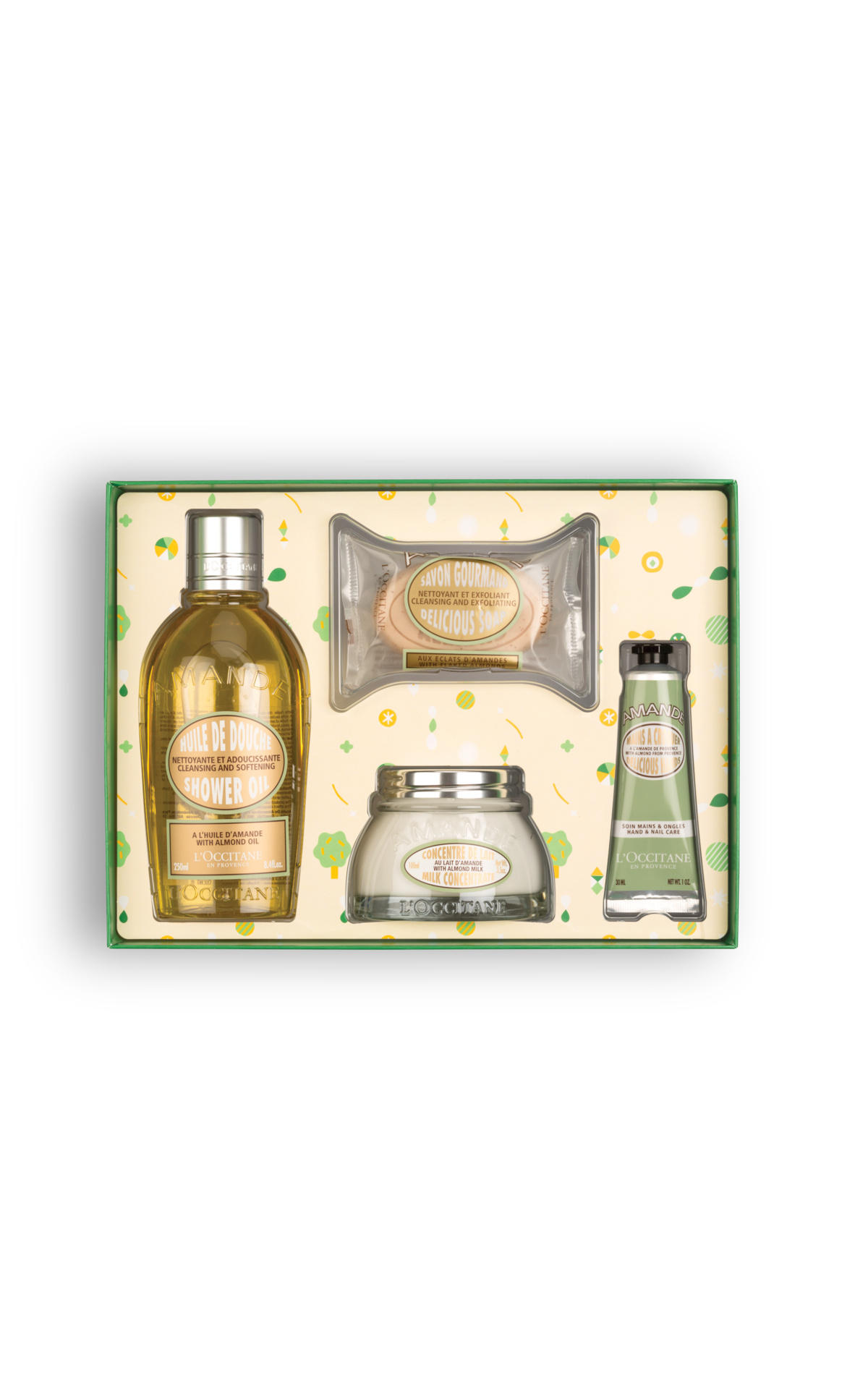 Almond gifting set L'occitane en Provence