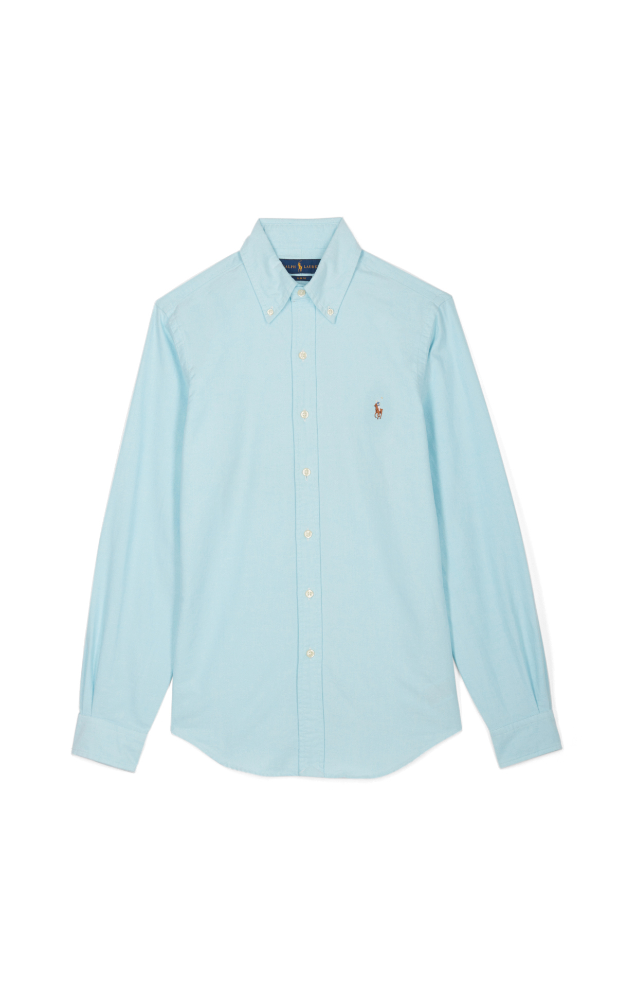 Polo Ralph Lauren Blue slim fit shirt*