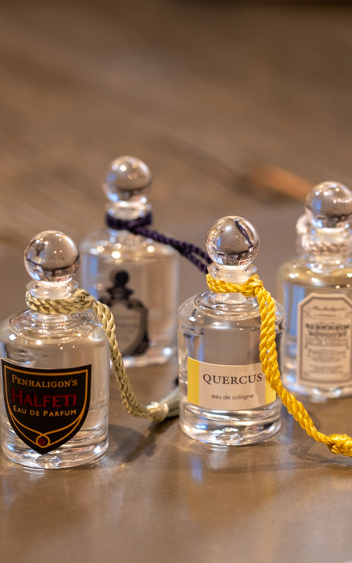 Penhaligon's Gent's fragrance collection from Bicester Village